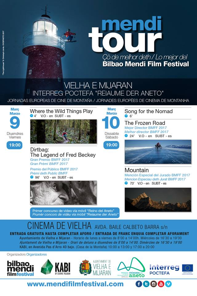 Jornada Europeas de Cine de Montaña