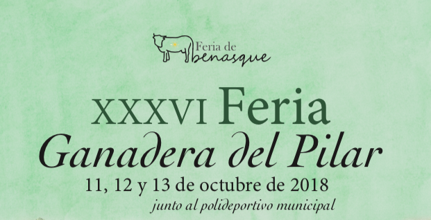 """XXXVI edición de la Feria Ganadera """"Día del Pilar"""" en Benasque."""